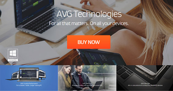 AVG Technologies IN