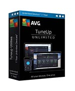 AVG TuneUp - Unlimited